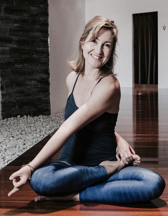Diana Sans Yoga Teacher Training